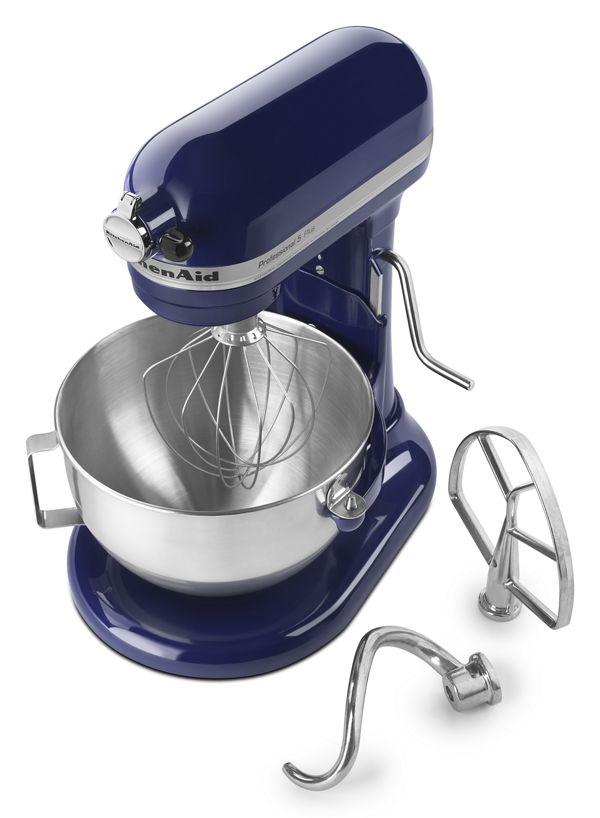 KitchenAid® Refurbished Professional 5™ Plus Series 5 Quart Bowl-Lift Stand Mixer