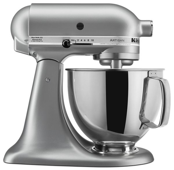 KitchenAid® Refurbished Artisan® Series 5 Quart Tilt-Head Stand Mixer