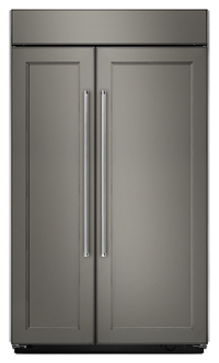 Side-By-Side Refrigerators | KitchenAid