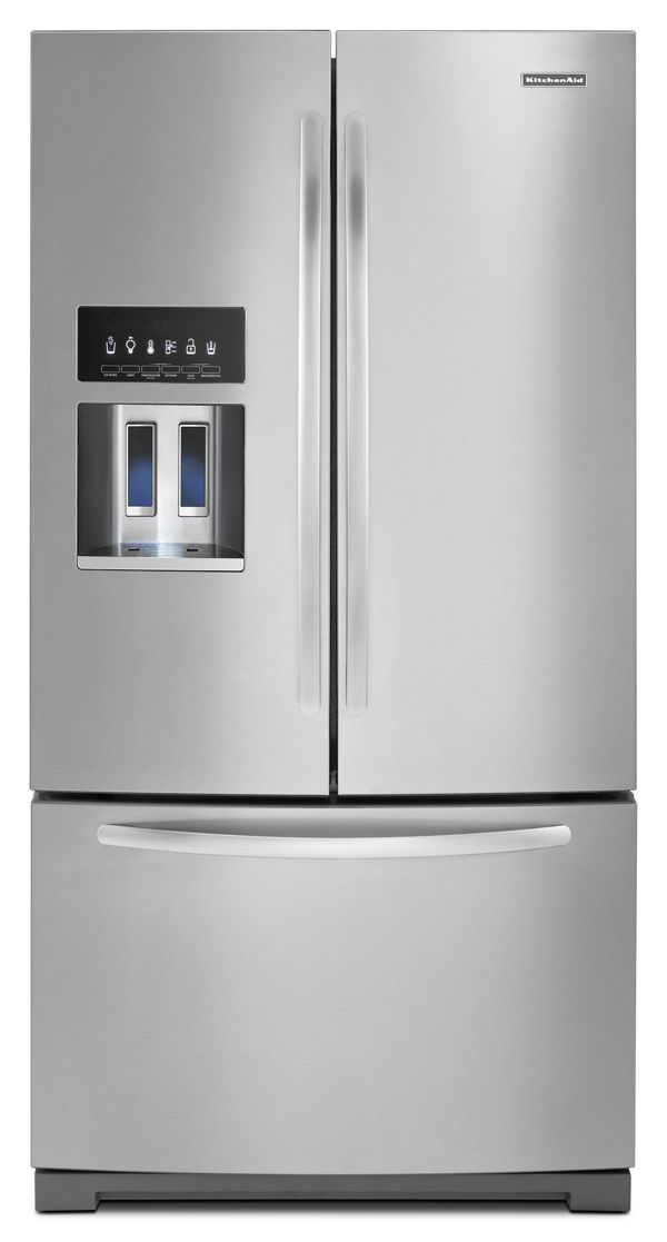 KitchenAid® 27 Cu. Ft. Standard-Depth French Door Refrigerator, Architect® Series II