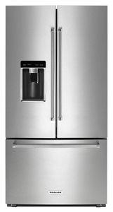 """23.8 cu. ft. 36"""" Counter-Depth French Door Refrigerator"""