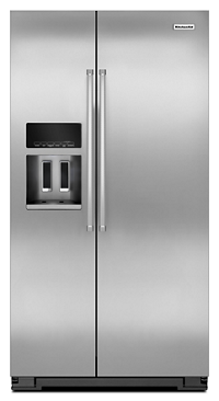 19.8 cu ft. Counter-Depth Side-by-Side Refrigerator