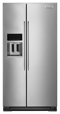 22.6 cu ft. Counter-Depth Side-by-Side Refrigerator