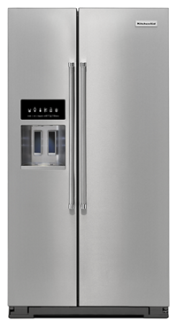 24.8 cu ft. Side-by-Side Refrigerator