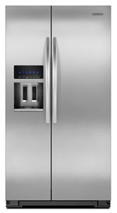 25.6 Cu. Ft. Standard-Depth Side-by-Side Refrigerator, Architect® Series II