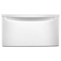 Piédestal d'appareil de lessive Laundry 123® de 15,5 po avec tiroir de rangement