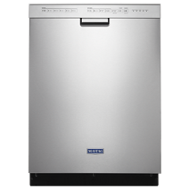 Stainless Steel Tub Dishwasher with Most Powerful Motor on the Market<sup>1</sup>
