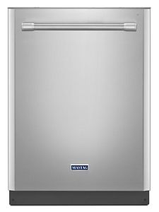 Quiet Large Capacity Dishwasher with PowerDry Option
