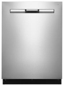 Lave-vaisselle à commandes dissimulées avec option de séchage rapide PowerDry et panier de troisième niveau
