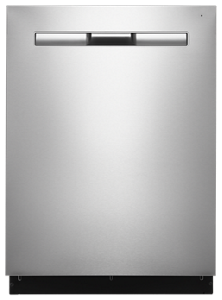 24-inch wide top control dish washer.