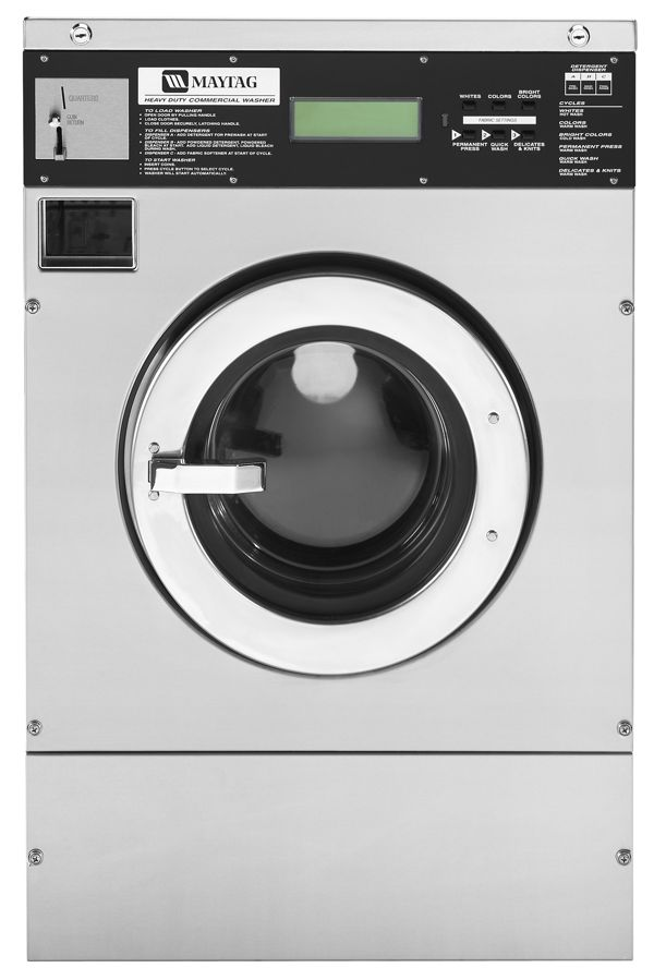 Commercial Energy Advantage™ Rigid-Mount Washer/Extractor