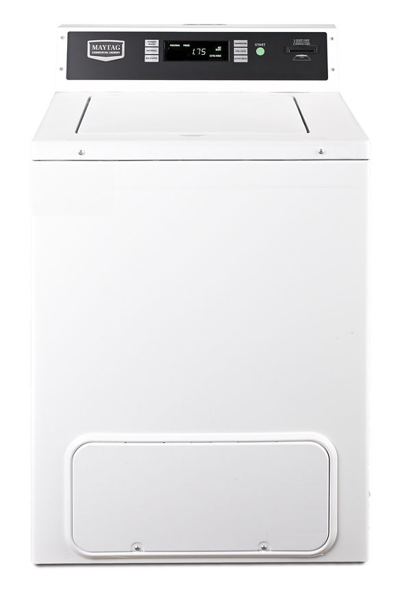 Commercial Energy Advantage™ Top Load Washer with Microprocessor Controls; Card Reader Ready