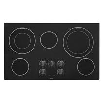 Table de cuisson électrique Maytag® de 36 po avec éléments Dual-Choice™