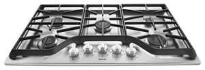 36-inch 5-burner Gas Cooktop with Power? Burner