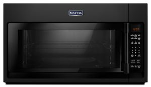 microwaves \u0026 microwave ovens maytagover the range microwave with interior cooking rack 2 0 cu ft