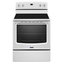 30-inch Wide Electric Range with Precision Cooking™ System - 6.2 cu. ft.