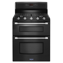 Gemini® Double Oven Gas Stove with EvenAir™ Convection – 6.0 total cu. ft.