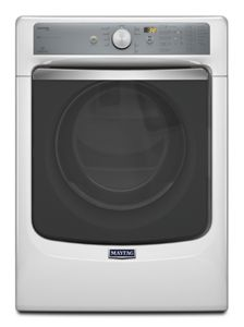 Maxima® Steam Electric Dryer with Large Capacity and Stainless Steel Dryer Drum – 7.3 cu. ft.
