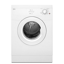 3.8 cu. ft. Compact Electric Dryer with GentleBreeze™ Drying System