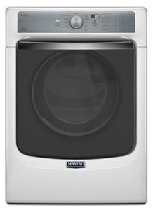 Maxima® Steam Electric Dryer with SoundGuard® Stainless Steel Dryer Drum – 7.3 cu. ft.