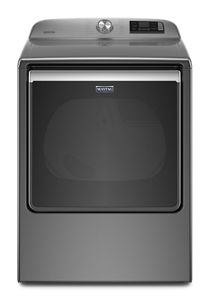 Smart Capable Top Load Electric Dryer with Extra Power Button - 8.8 cu. ft.