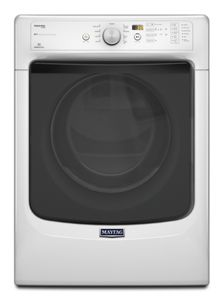 Maxima® Front Load Gas Dryer with Refresh Cycle with Steam – 7.3 cu. ft.
