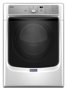 Large Capacity Gas Dryer with Sanitize Cycle and PowerDry System – 7.4 cu. ft.