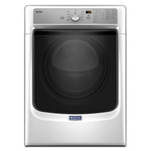 Maytag® Large Capacity Dryer with Sanitize Cycle and PowerDry System – 7.4 cu. ft.