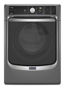 Maxima® Steam Gas Dryer with Large Capacity and Stainless Steel Dryer Drum – 7.3 cu. ft.