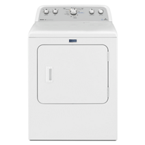 Maytag® Bravos®  High Efficiency Electric Dryer with Steam Refresh Cycle – 7.0 cu. ft.