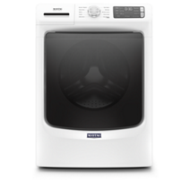 Front Load Washer with Extra Power and 12-Hr Fresh Spin™ option - 5.2 cu. ft.