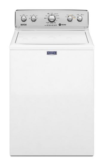 Top Load Washer with the Deep Water Wash Option and PowerWash® Cycle
