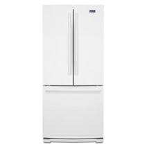 Réfrigérateur à portes françaises de 19,6 pi cu avec balconnets Strongbox™
