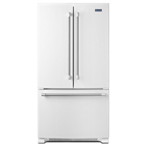 25 cu. ft. 3-Door French Door Refrigerator with Greater Capacity
