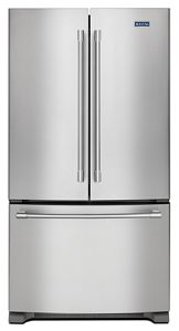 Maytag® 36-Inch Wide French Door Refrigerator - 25 Cu. Ft.