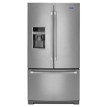 36-inch Wide French Door Refrigerator with PowerCold™ Feature - 25 cu. ft.