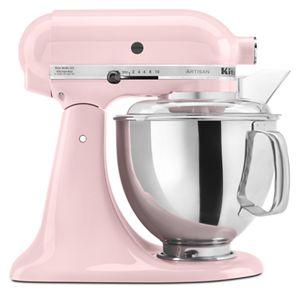 pink artisan series 5 quart tilt head stand mixer ksm150pspk rh kitchenaid com light pink kitchenaid mixer light pink kitchenaid mixer