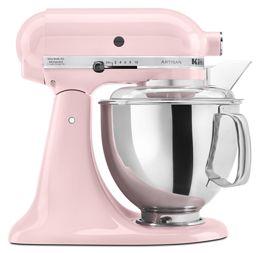 Pink Artisan Series 4 8 L Tilt Head Stand Mixer 5ksm150psepk Kitchenaid