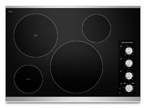 KitchenAid® Electric Cooktops