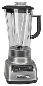 Bring color into your kitchen with the diamond blender from KitchenAid.