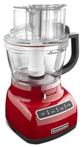 Get cooking with KitchenAid® food processors.