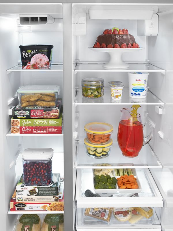 How to organize food in your refrigerator?