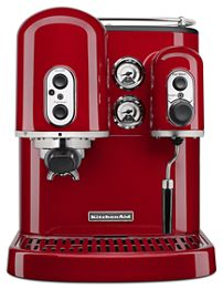 Empire Red Pro Line Series Espresso Maker With Dual Independent