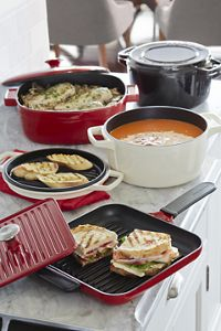Cast Iron Grill and Panini
