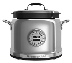 Make your favorite foods with the KitchenAid multi-cooker.