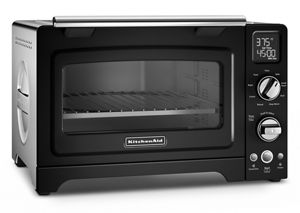 Our countertop ovens use convection technology to evenly heat your food.