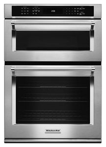 30Combination Wall Oven with Even-Heat™ True Convection (Lower Oven)