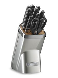 Cutlery Kitchen Knife Block Sets Kitchenaid