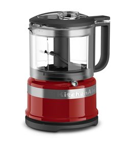Food choppers from KitchenAid.