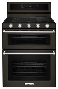 KitchenAid® Premium Double Oven Freestanding Ranges